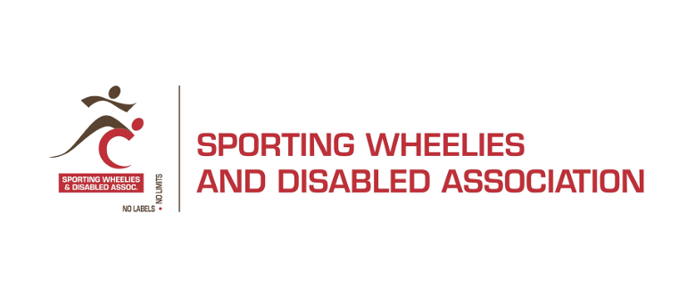 Sporting Wheelies and Disabled Association Logo